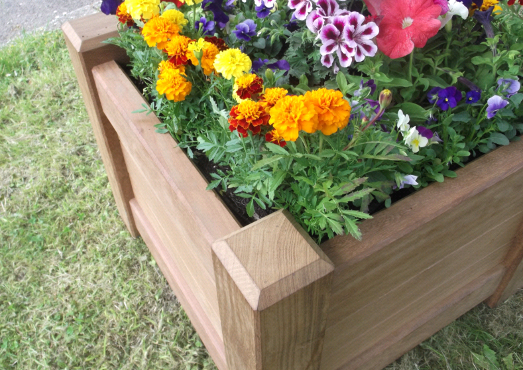 Case study planter uk