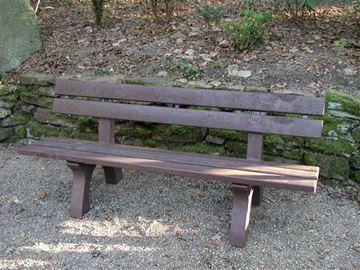 Summer Bench