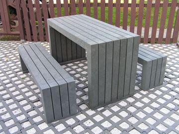 Eaton Picnic Set - Grey